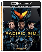 PACIFIC RIM: POVSTÁNÍ 4K Ultra HD (2 Blu-ray)