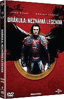DRÁKULA: Neznámá legenda (UNBELIEVABLE ENTERTAINMENT) (DVD)