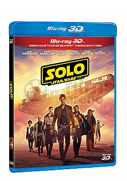 SOLO: A STAR WARS STORY 3D + 2D
