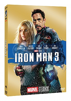 IRON MAN 3 - Edice Marvel 10 let