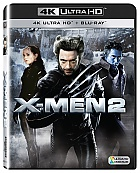 X-MEN 2 (4K Ultra HD + Blu-ray)