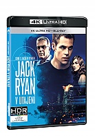 JACK RYAN: V utajení 4K Ultra HD (2 Blu-ray)