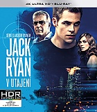 JACK RYAN: V utajení 4K Ultra HD