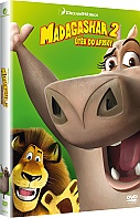 MADAGASKAR 2: Útěk do Afriky (BIG FACE II.) (DVD)