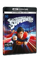 SUPERMAN (4K Ultra HD + Blu-ray)