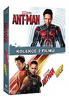 ANT-MAN 1 + 2 (Ant-Man + Ant-Man And The Wasp) Kolekce (2 DVD)