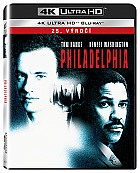 PHILADELPHIA 4K Ultra HD (2 Blu-ray)