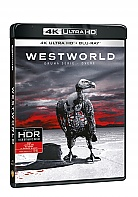 WESTWORLD - 2. série 4K Ultra HD Kolekce (3 Blu-ray)