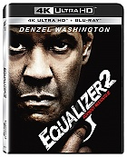 EQUALIZER 2 4K Ultra HD (2 Blu-ray)