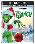 GRINCH (Jim Carrey) 4K Ultra HD (2 Blu-ray)