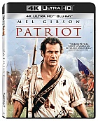 PATRIOT  4K Ultra HD (2 Blu-ray)
