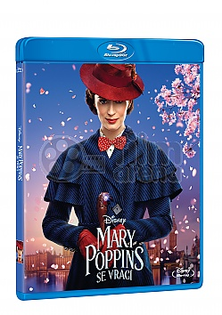 MARRY POPPINS SE VRACÍ