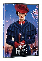 MARRY POPPINS SE VRACÍ (DVD)