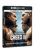 CREED II 4K Ultra HD (2 Blu-ray)