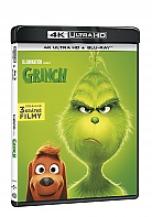 GRINCH 4K Ultra HD (2 Blu-ray)
