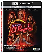 ZLÝ ČASY V EL ROYALE (4K Ultra HD + Blu-ray)