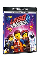 LEGO PRÍBĚH 2 4K Ultra HD (2 Blu-ray)