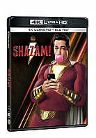 SHAZAM! (4K Ultra HD + Blu-ray)