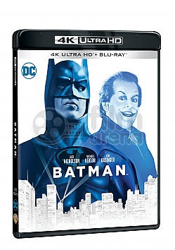 BATMAN 4K Ultra HD