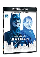 BATMAN 4K Ultra HD (2 Blu-ray)