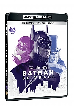 BATMAN SE VRACÍ 4K Ultra HD