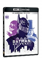 BATMAN SE VRACÍ 4K Ultra HD (2 Blu-ray)