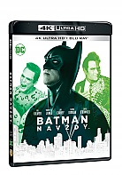 BATMAN NAVŽDY 4K Ultra HD (2 Blu-ray)