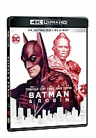 BATMAN A ROBIN 4K Ultra HD (2 Blu-ray)