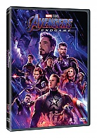AVENGERS: Endgame (Infinity War - Part II) (DVD)