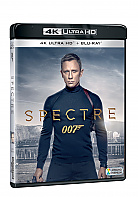 JAMES BOND 24: Spectre (4K Ultra HD + Blu-ray)