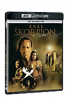 KRÁL ŠKORPION 4K Ultra HD (Blu-ray)
