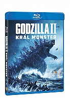 GODZILLA II KRÁL MONSTER (Blu-ray)
