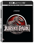 JURSKÝ PARK  (4K Ultra HD + Blu-ray)