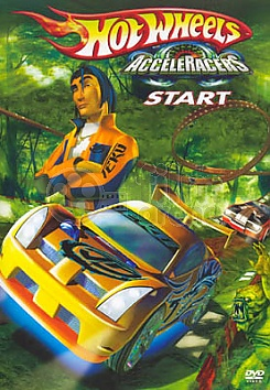 Hot Wheels Acceleracers: Start