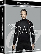 James Bond DANIEL CRAIG Kolekce (4 4K Ultra HD + 4 Blu-ray)