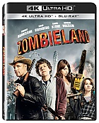 ZOMBIELAND (4K Ultra HD + Blu-ray)