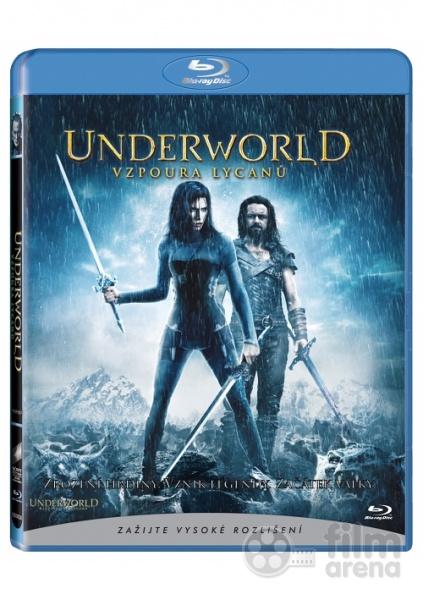 460a433ad Underworld: Vzpoura Lycanů (Blu-ray)