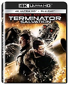 TERMINÁTOR 4: Salvation (4K Ultra HD + Blu-ray)