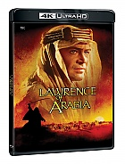 LAWRENCE Z ARÁBIE (4K Ultra HD + Blu-ray)