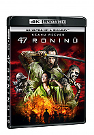 47 RÓNINŮ (4K Ultra HD + Blu-ray)