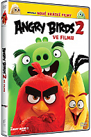 ANGRY BIRDS VE FILMU 2 (DVD)