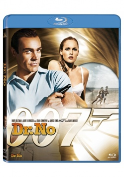JAMES BOND 007: Dr. No OLD COVER