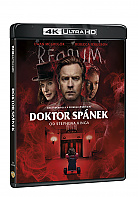 DOKTOR SPÁNEK od Stephena Kinga (4K Ultra HD + Blu-ray)