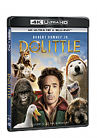 DOLITTLE (4K Ultra HD + Blu-ray)