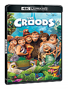 CROODSOVI (4K Ultra HD + Blu-ray)