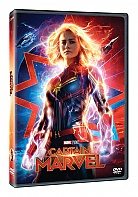 CAPTAIN MARVEL - Edice Marvel 10 let (DVD)