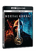MORTAL KOMBAT (4K Ultra HD + Blu-ray)