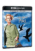 PTÁCI (4K Ultra HD + Blu-ray)