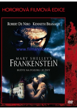 Frankenstein (1994) (Digipack)
