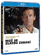 JAMES BOND 007: Muž se zlatou zbraní (Blu-ray)